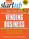 Start Your Own Vending Business (eBook)