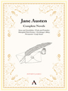 Jane Austen (eBook): Complete Novels