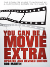 You Can Be a Movie Extra (eBook)