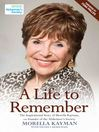 A Life to Remember (eBook): The Inspirational Story of Morella Kayman, Co-Founder of the Alzheimer's Society