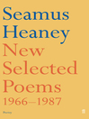 New and Selected Poems (eBook)