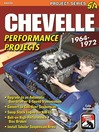 Chevelle Performance Projects (eBook): 1964-1972