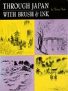 Through Japan with Brush & Ink (eBook)