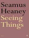 Seeing Things (eBook)