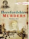 Herefordshire Murders (eBook)