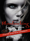 Bloodsucking for Beginners (eBook)