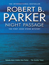 Night Passage (eBook): Jesse Stone Series, Book 1