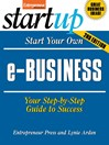 Start Your Own e-Business (eBook)