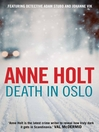 Death in Oslo (eBook): Vik and Stubo Series, Book 3