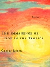 The Immanence of God in the Tropics (eBook)