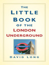 The Little Book of the London Underground (eBook)