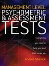 Management Level Psychometric and Assessment Tests (eBook)