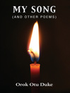 My Song (and Other Poems) (eBook)