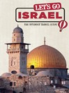 Let's Go Israel (eBook): The Student Travel Guide