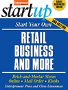 Start Your Own Retail Business and More (eBook)