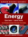Energy (eBook): Use Less, Save More