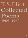 Collected Poems 1909-1962 (eBook)