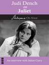 Judi Dench on Juliet (eBook)