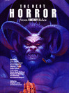 The Best Horror from Fantasy Tales (eBook)