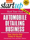 Start Your Own Automobile Detailing Business (eBook)