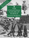 The Unnatural Nature of Science (eBook)