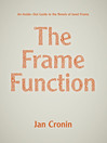 The Frame Function (eBook): An Inside-out Guide to the Novels of Janet Frame