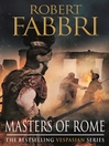 Masters of Rome (eBook): Vespasian Series, Book 5