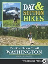 Pacific Crest Trail (eBook): Washington