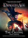 The Calling (eBook): Dragon Age Series, Book 2