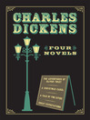 Charles Dickens (eBook): Four Novels