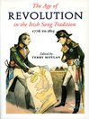 The Age of Revolution in the Irish Song Tradition (eBook): 1776 to 1815