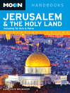 Moon Jerusalem & the Holy Land (eBook): Including Tel Aviv & Petra