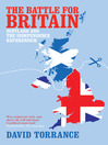 The Battle for Britain (eBook): Scotland and the Independence Referendum