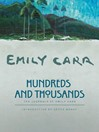 Hundreds and Thousands (eBook): The Journals of Emily Carr