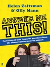 Answer Me This! (eBook)