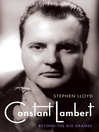 Constant Lambert (eBook): Beyond The Rio Grande
