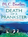 Death of a Prankster (eBook): Hamish Macbeth Mystery Series, Book 7