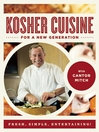 Kosher Cuisine for a New Generation (eBook)