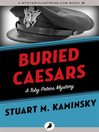 Buried Caesars (eBook): Toby Peters Mystery Series, Book 14