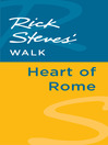 Rick Steves' Walk (eBook): Heart of Rome