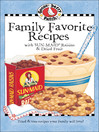 Family Favorites with Sun-Maid Raisins & Other Dried Fruit (eBook)