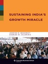 Sustaining India's Growth Miracle (eBook)