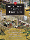 Wondrous Brutal Fictions (eBook): Eight Buddhist Tales from the Early Japanese Puppet Theater