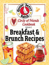 Circle of Friends 25 Breakfast & Brunch Recipes (eBook)