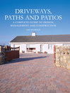 Driveways, Paths and Patios (eBook)