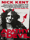 Apathy for the Devil (eBook): A Seventies Memoir