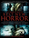 The Mammoth Book of Best New Horror 20 (eBook)