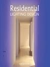 Residential Lighting Design (eBook)