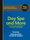 Day Spa & More (eBook): Step-by-Step Startup Guide