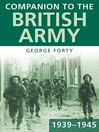 Companion to the British Army 1939-1945 (eBook)